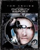 Minority Report - Movie Cover (xs thumbnail)