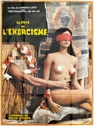 Il paese del sesso selvaggio - French Movie Poster (xs thumbnail)