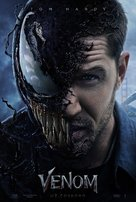 Venom - Slovak Movie Poster (xs thumbnail)