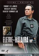 US Marshals - Hungarian DVD movie cover (xs thumbnail)