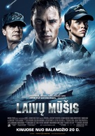 Battleship - Lithuanian Movie Poster (xs thumbnail)