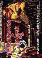 The Revenge of Frankenstein - British Movie Poster (xs thumbnail)
