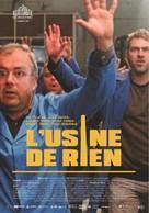 A Fábrica de Nada - Swiss Movie Poster (xs thumbnail)