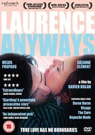Laurence Anyways - British DVD cover (xs thumbnail)