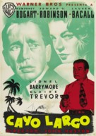 Key Largo - Spanish Movie Poster (xs thumbnail)