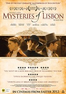 Mistérios de Lisboa - New Zealand Movie Poster (xs thumbnail)