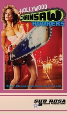 Hollywood Chainsaw Hookers - VHS cover (xs thumbnail)