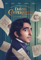 The Personal History of David Copperfield - British Movie Poster (xs thumbnail)