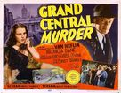 Grand Central Murder - Movie Poster (xs thumbnail)