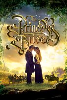 The Princess Bride - Blu-Ray movie cover (xs thumbnail)