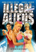 Illegal Aliens - Movie Poster (xs thumbnail)