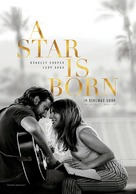 A Star Is Born - New Zealand Movie Poster (xs thumbnail)