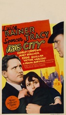 Big City - Movie Poster (xs thumbnail)