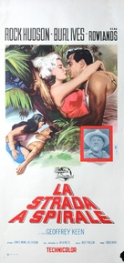 The Spiral Road - Italian Movie Poster (xs thumbnail)