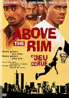 Above The Rim - Canadian DVD movie cover (xs thumbnail)