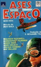 Aces High - Brazilian VHS cover (xs thumbnail)