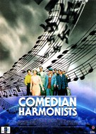 Comedian Harmonists - French Movie Poster (xs thumbnail)