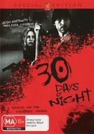 30 Days of Night - New Zealand Movie Cover (xs thumbnail)