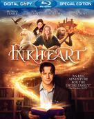 Inkheart - Blu-Ray movie cover (xs thumbnail)