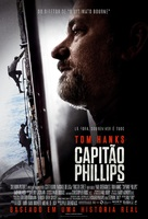 Captain Phillips - Brazilian Movie Poster (xs thumbnail)