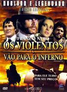 Il mercenario - Brazilian Movie Cover (xs thumbnail)