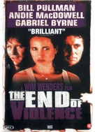 The End of Violence - Dutch DVD cover (xs thumbnail)
