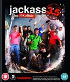 Jackass 3.5 - British Blu-Ray cover (xs thumbnail)