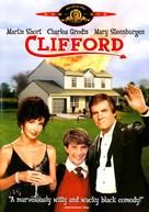Clifford - DVD movie cover (xs thumbnail)