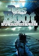 Das Boot - DVD cover (xs thumbnail)