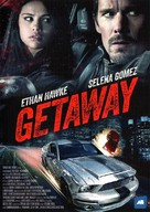 Getaway - French DVD movie cover (xs thumbnail)