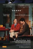 A Beautiful Day in the Neighborhood - Australian Movie Poster (xs thumbnail)