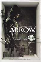 """Arrow"" - Mexican Movie Poster (xs thumbnail)"