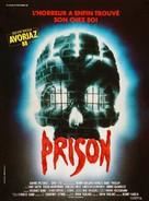 Prison - French Movie Poster (xs thumbnail)