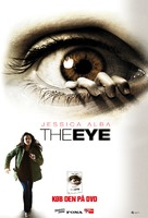 The Eye - Danish Movie Poster (xs thumbnail)