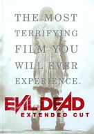 Evil Dead - German Blu-Ray movie cover (xs thumbnail)