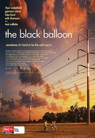 The Black Balloon - Australian Movie Poster (xs thumbnail)