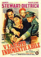 No Highway - Italian Movie Poster (xs thumbnail)