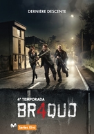 """Braquo"" - Spanish Movie Poster (xs thumbnail)"