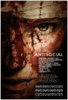 Antisocial - Canadian Movie Poster (xs thumbnail)