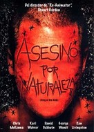 King Of The Ants - Spanish DVD cover (xs thumbnail)