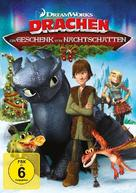 Dragons: Gift of the Night Fury - German DVD cover (xs thumbnail)