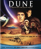 Dune - Blu-Ray movie cover (xs thumbnail)