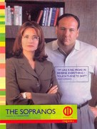 """The Sopranos"" - Belgian Movie Poster (xs thumbnail)"