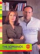 """""""The Sopranos"""" - Belgian Movie Poster (xs thumbnail)"""