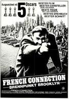 The French Connection - German Movie Poster (xs thumbnail)