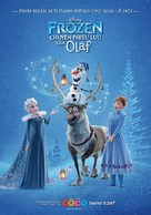Olaf's Frozen Adventure - Vietnamese Movie Poster (xs thumbnail)