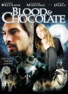 Blood and Chocolate - DVD movie cover (xs thumbnail)