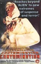 Contamination - British Movie Cover (xs thumbnail)