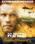 Collateral Damage - Polish Movie Poster (xs thumbnail)