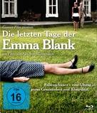 De laatste dagen van Emma Blank - German Blu-Ray cover (xs thumbnail)